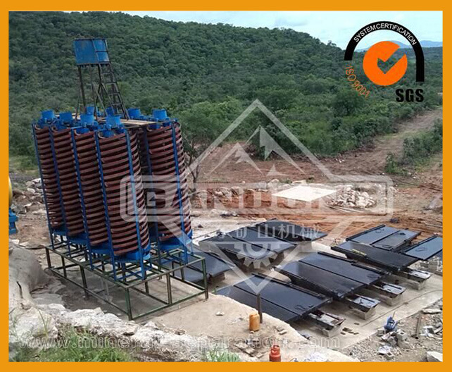 Gold Concentrator Table Gravity Separator