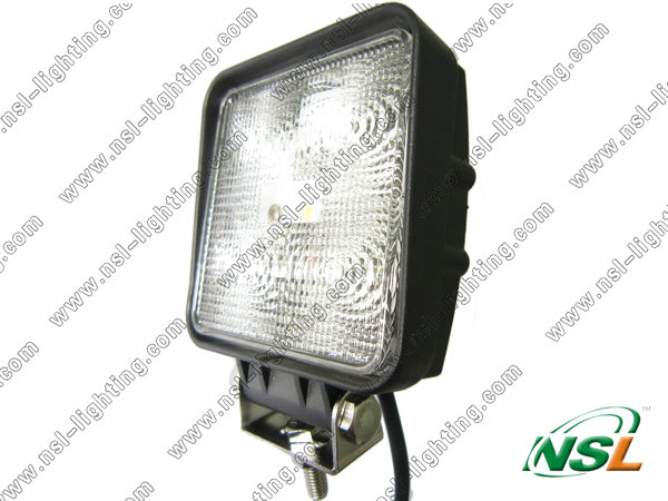 15W LED off Road Light, 10-30V for ATV SUV 4WD 4X4 LED Driving Lamp, LED Work Lights (NSL-1505S-15W)
