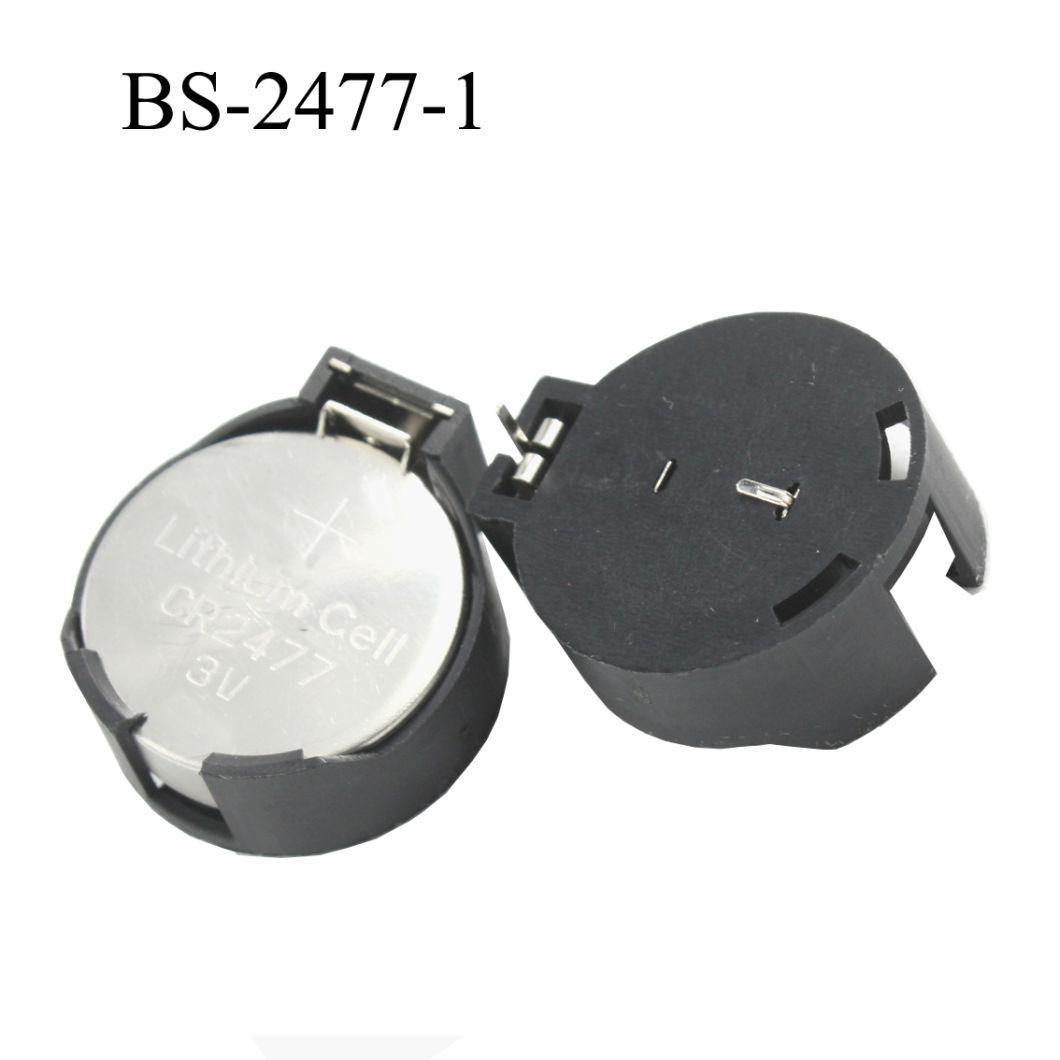 Battery Holder for Cr2477 (BS-2477-1DIP)