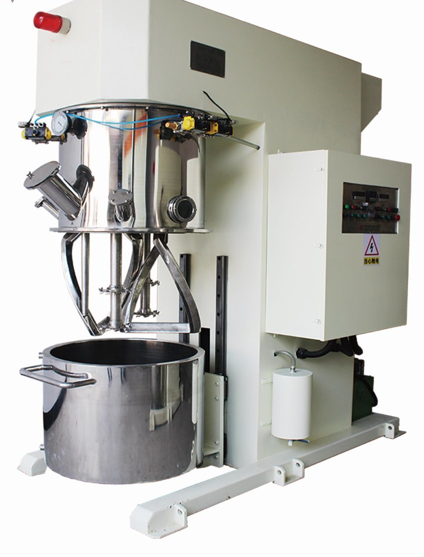 Double Planetary Dispersing Mixer Machine