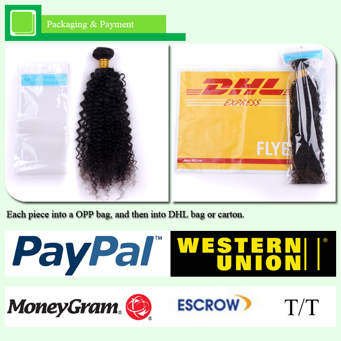 Unprocessed Fashion Body Wave Human Virgin Hair Extension