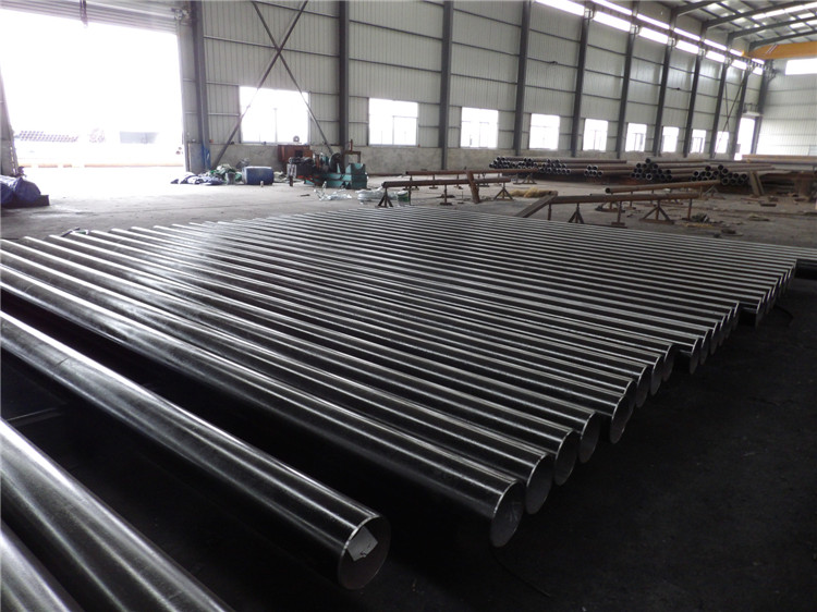 Export 3PE Interior Epoxy Coating LSAW Steel Pipe for Oil and Gas Delivery