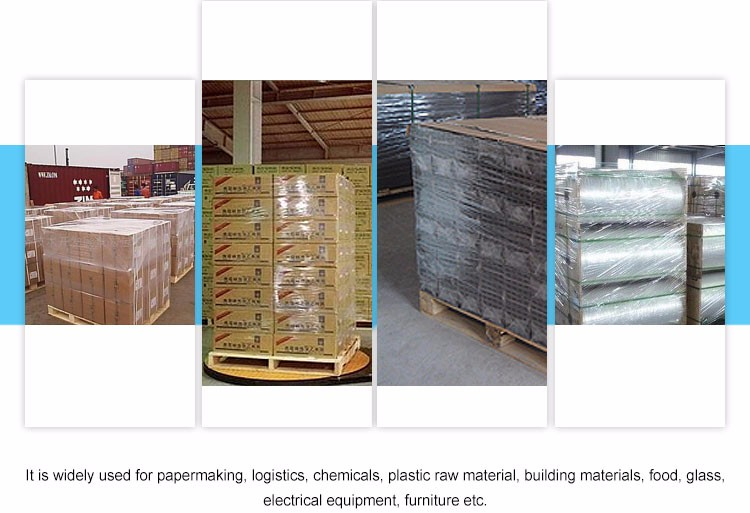 Manual Plastic Wrap Packaging