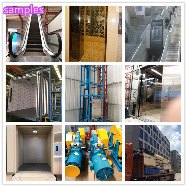 Passenger Goods Lift Home Garage Auto Weight Parking Car Elevator