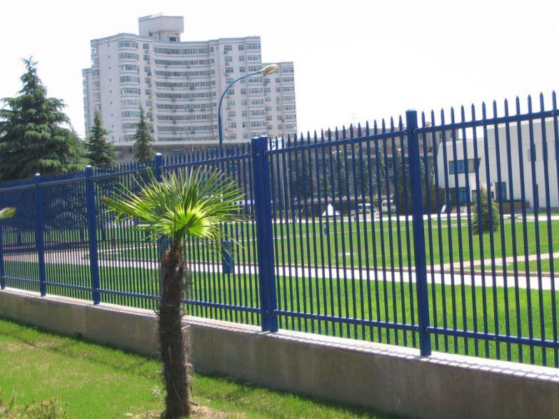 Professional Manufacturer Made Permanent Riverside Fencing