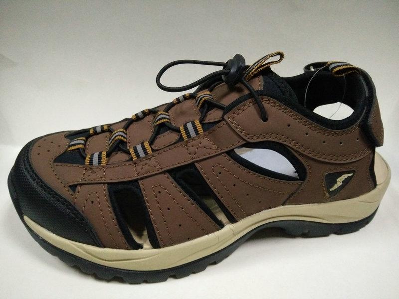 3 Colors Men's Gray/Black/Brown Sports Sandals