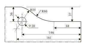 Glass Door Patch Fittings (D-F-010)