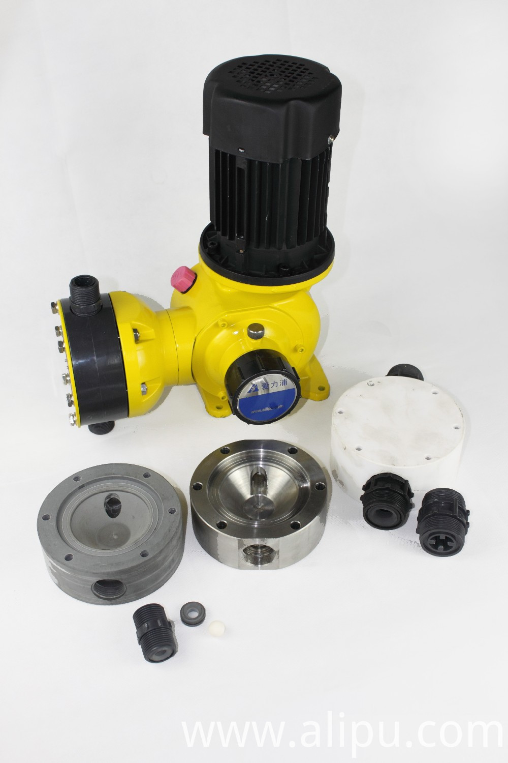 Chemical Treatment metering pump