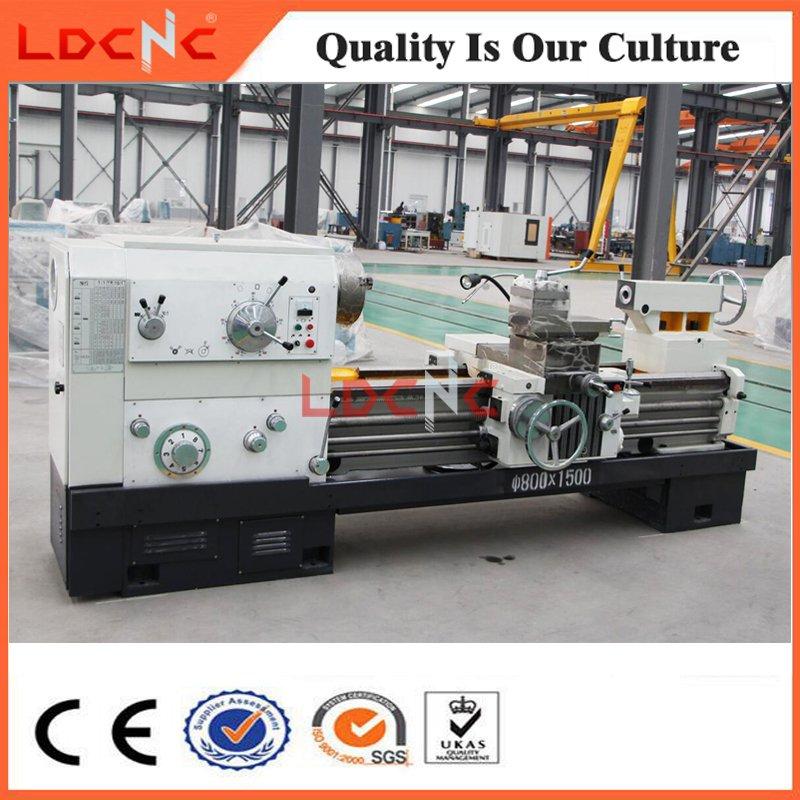 Cw6180 China Light Economic Horizontal Metal Lathe for Sale