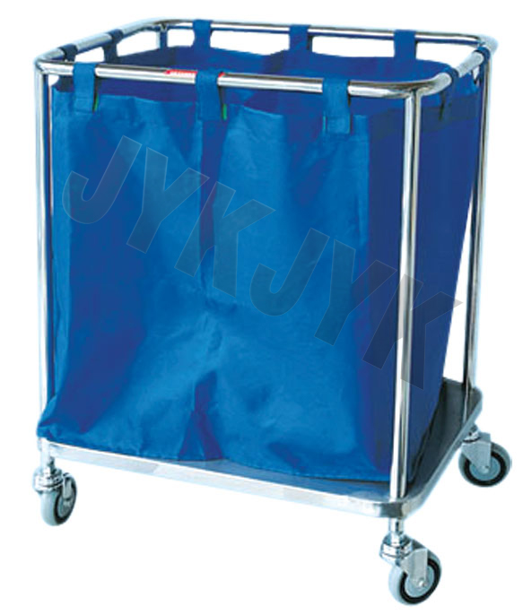 Stainless Steel Cart for Making up Bed & Nursing