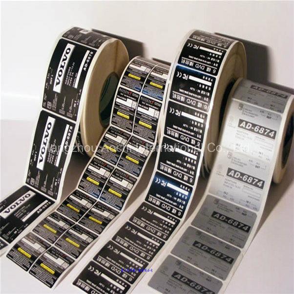 AC320-6B Multi-Color Flexo Paper Label Printing Machine