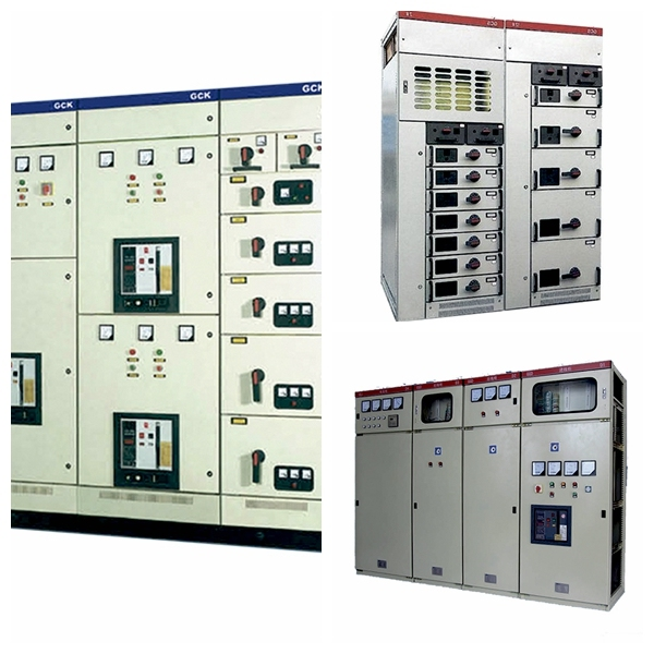 Mns Panels/Low Voltage Switchgear Wtih TUV and Ce Standard