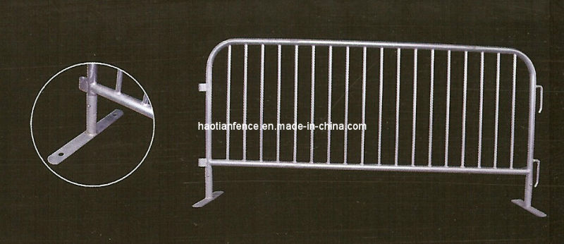 Crowd Control Barrier for Sale / Concert Mojo Barricade / Metal Stage Barrier