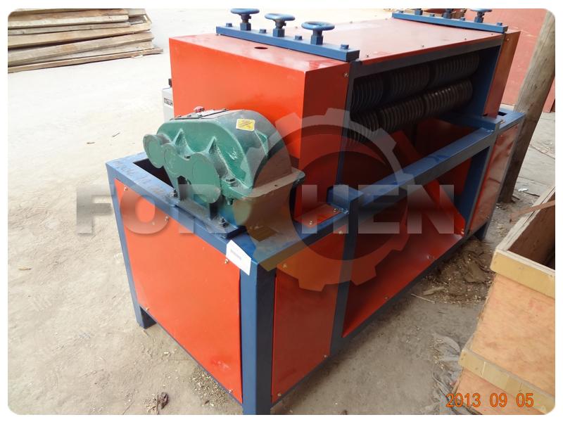 Scrap Radiator Copper Aluminum Recycling Plant