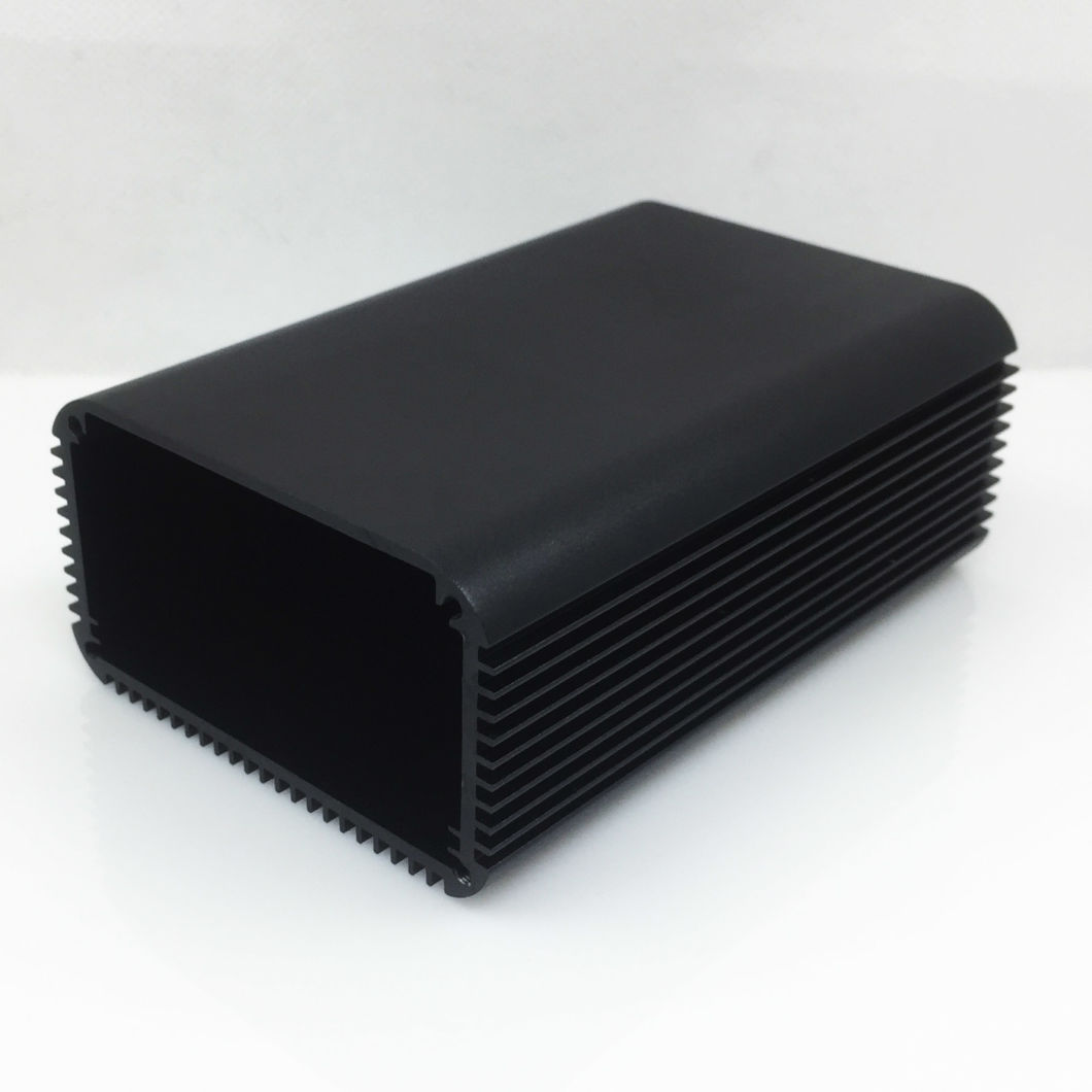 Audio Frequency Power Amplifier Shell, Switching Power Supply Aluminum Shell, Aluminum Profile Extrusion, Nc Machining and Stamping Anodizing