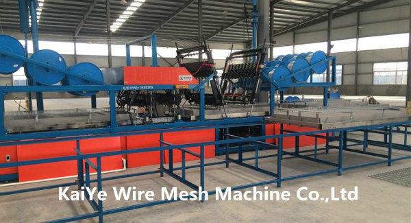 Automatic 3D Panel Welding Machine