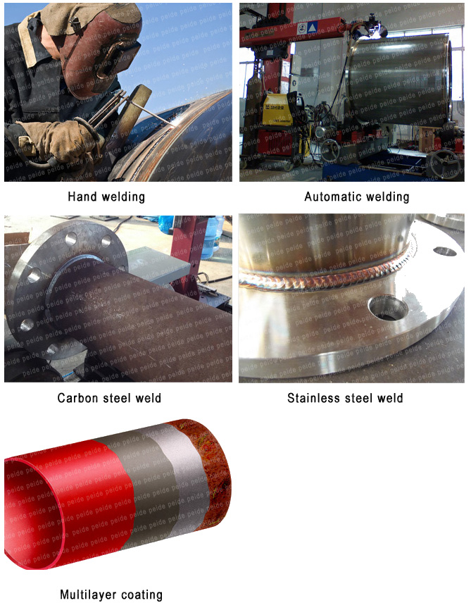 Stainless Steel Horizontal Self-Cleaning Filter