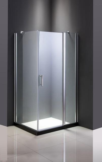 Simple Cheap Glass Shower Enclosure
