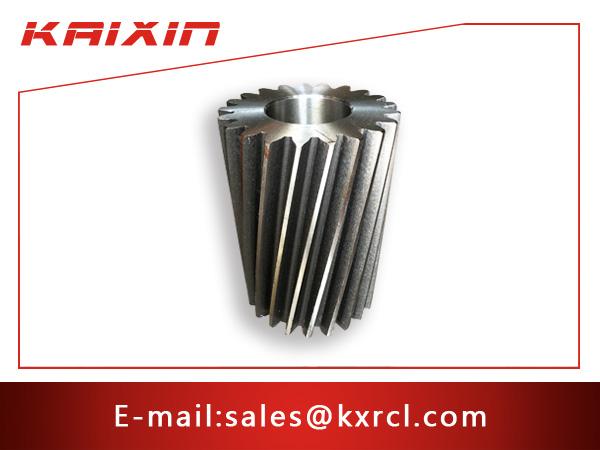Customized Steel CNC Machining Bevel Gear