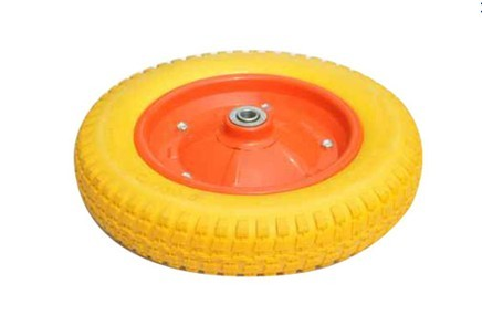 Solid Rubber Wheel 8