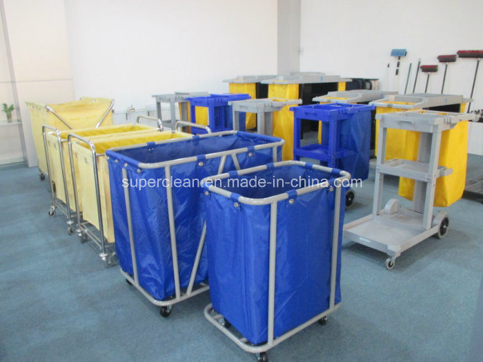 High Quality Big / Small Laundry Cart with Wheels
