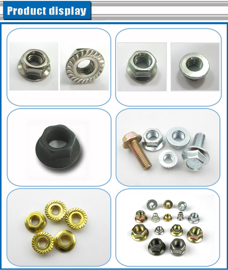 Long Hex Coupling Different Material Nut with DIN6334 Standard