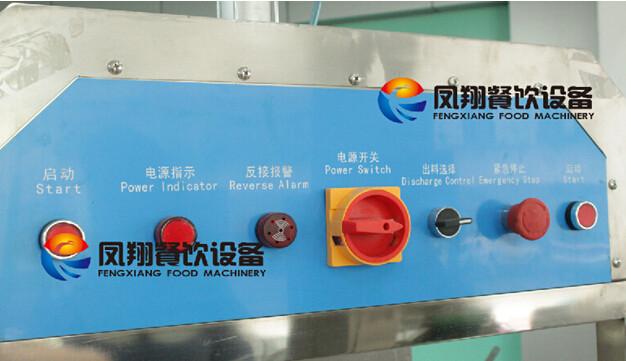 Double-Head Pumkin Peeling Machine, Chinese Watermelon Peeling Machine Fxp-99