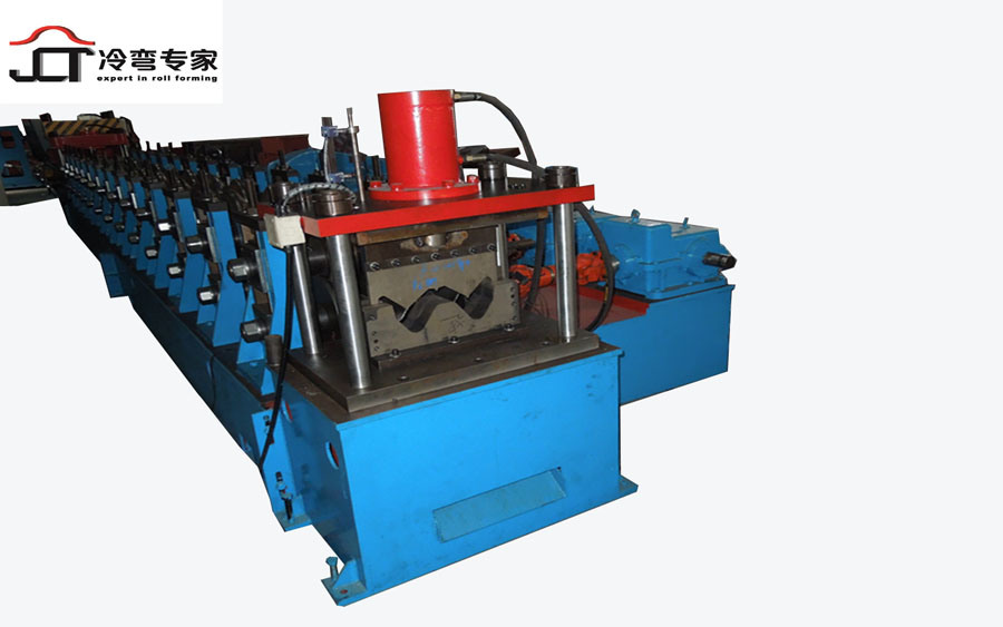 High Guardrail Metal Roll Forming Machine Price in India