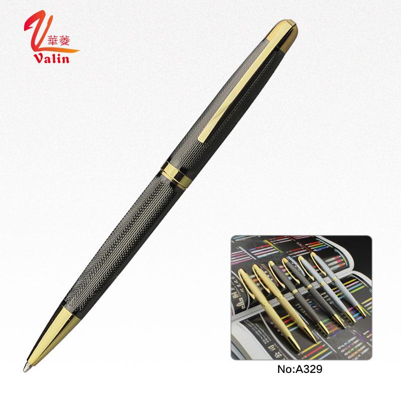 Fancy Business Partners Metal Roller Gift Pen