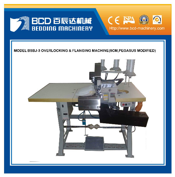 Bsbj-3 Heavy-Duty Flanging Machines for Making Mattresses