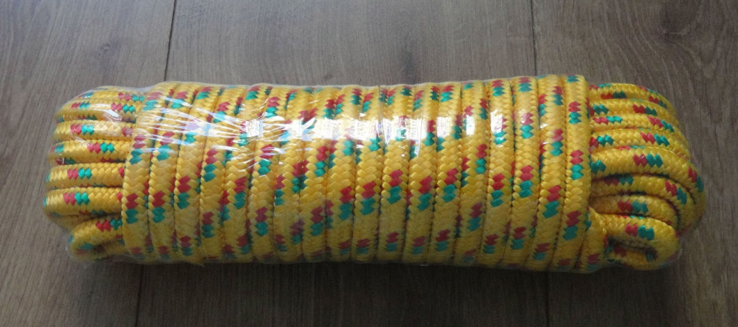 High Quality Polyester Braided Rope