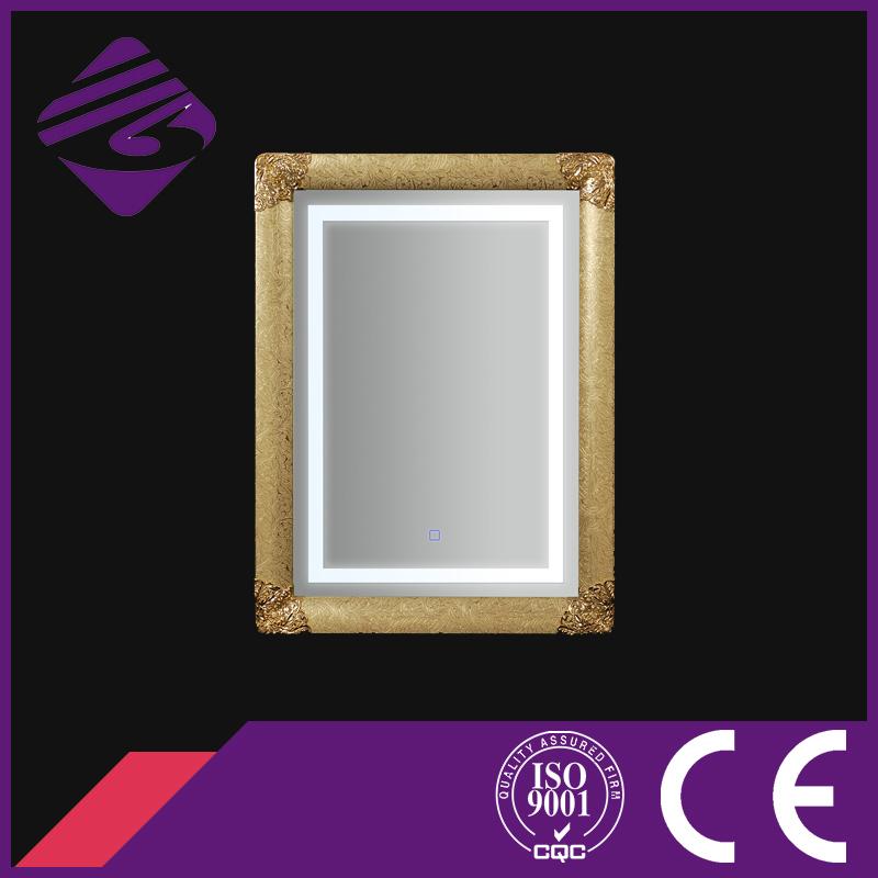 China Supplier Large Frameless Bathroom Mirrors Framed with LED Light