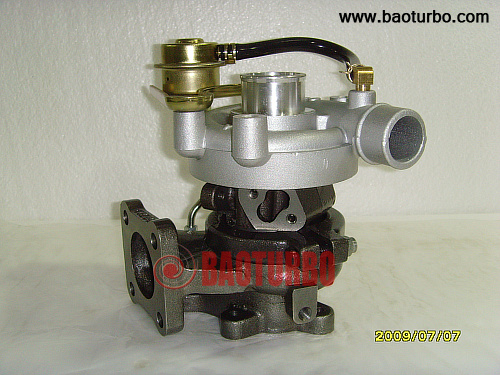 CT9/17201-64090 Turbocharger for Toyota