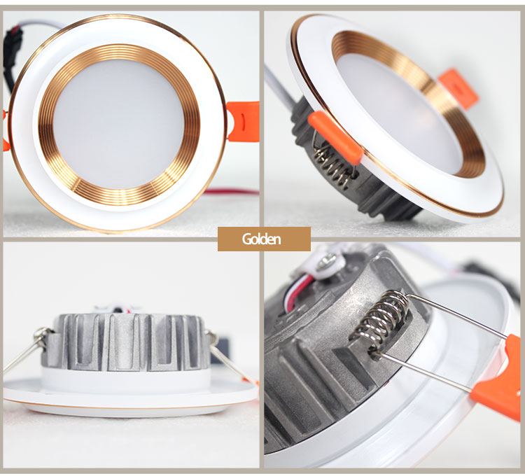3W 5W COB LED Ceiling Down Light with IC Driver