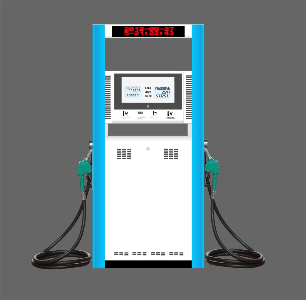 Single Nozzle Rt-Hy Fuel Dispenser