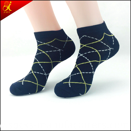 Custom Design Ankle Socks Men Compression Socks