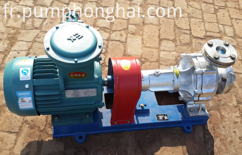 Electric Hot Oil Pumps