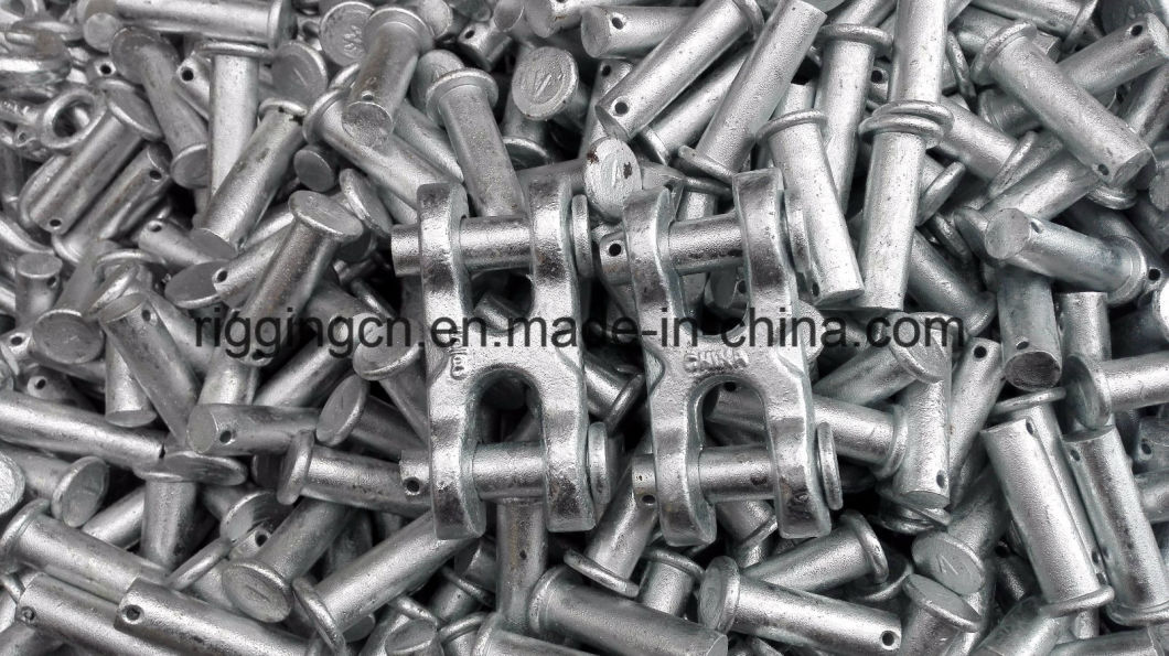 Drop Froged Twin Clevis H Links