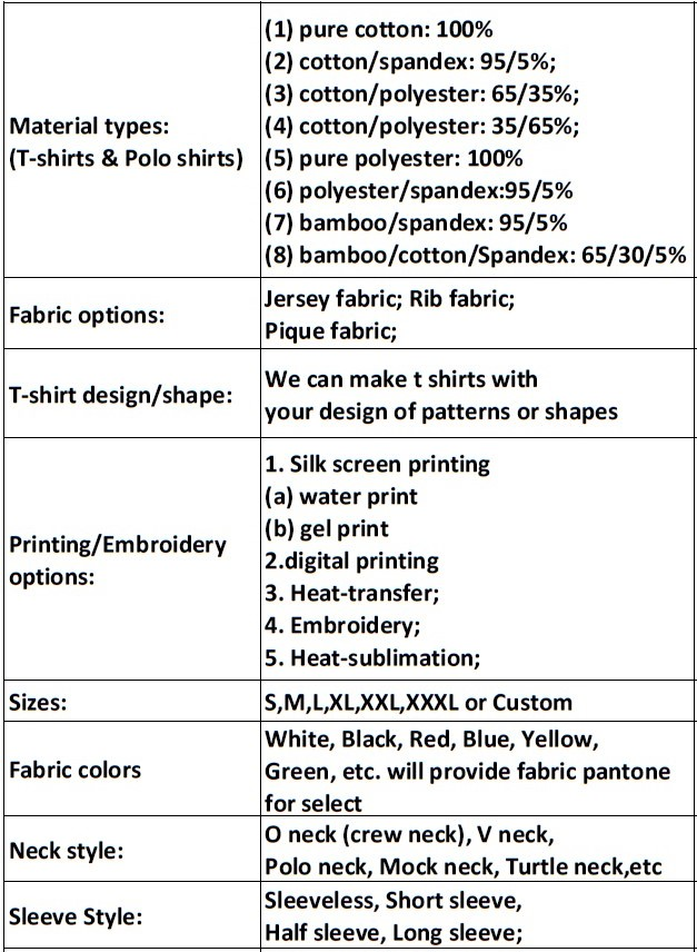 Top Quality with Cheap Price Can Be Custom Cotton Fashion Summer Hot Sale Men T Shirts