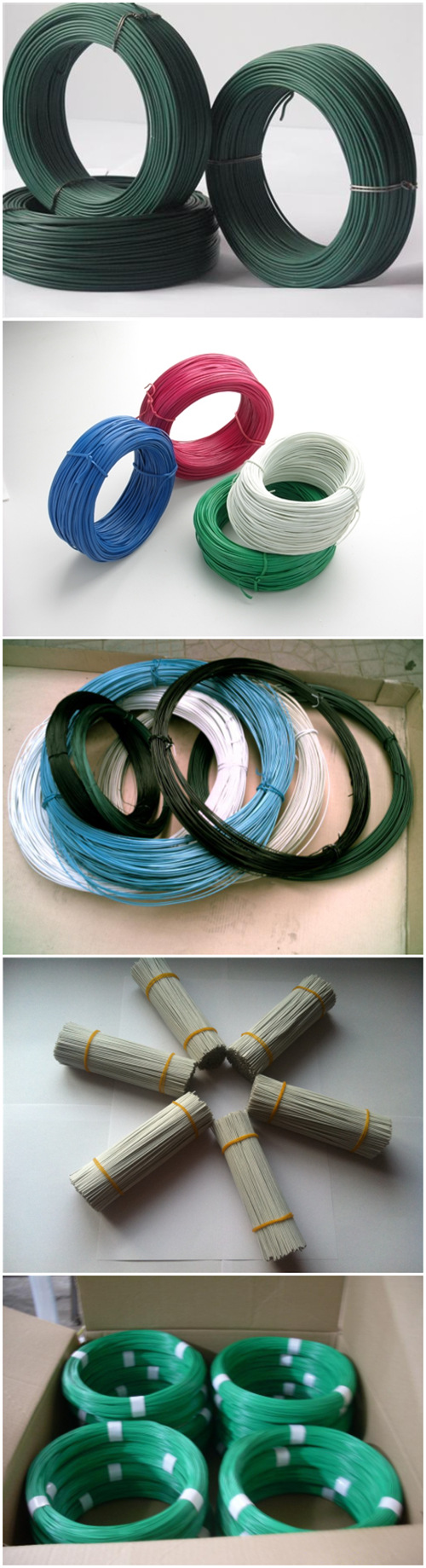 2016 Hot Sale PVC Coated Wire Made in China