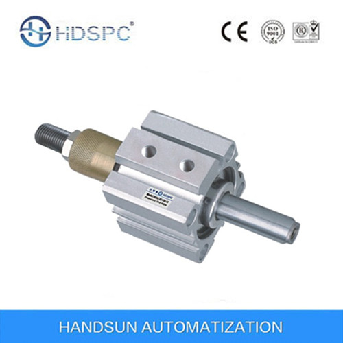 Sda Series Thin Type (Compact) Pneumatic Cylinder