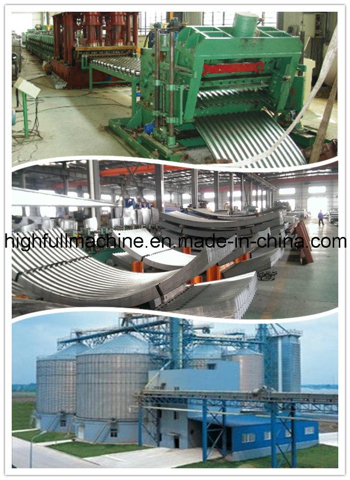 Steel Silo Forming Machine for Grain Storage