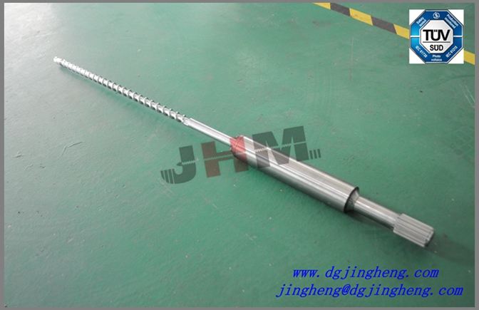 Two Color Plastic Screw Barrel for Karussmaffei