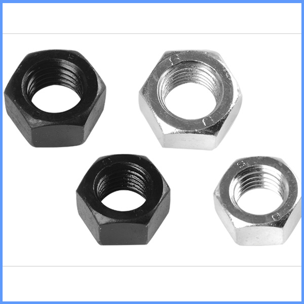 Stainless Steel Hexagon Nut DIN934 with Passivated