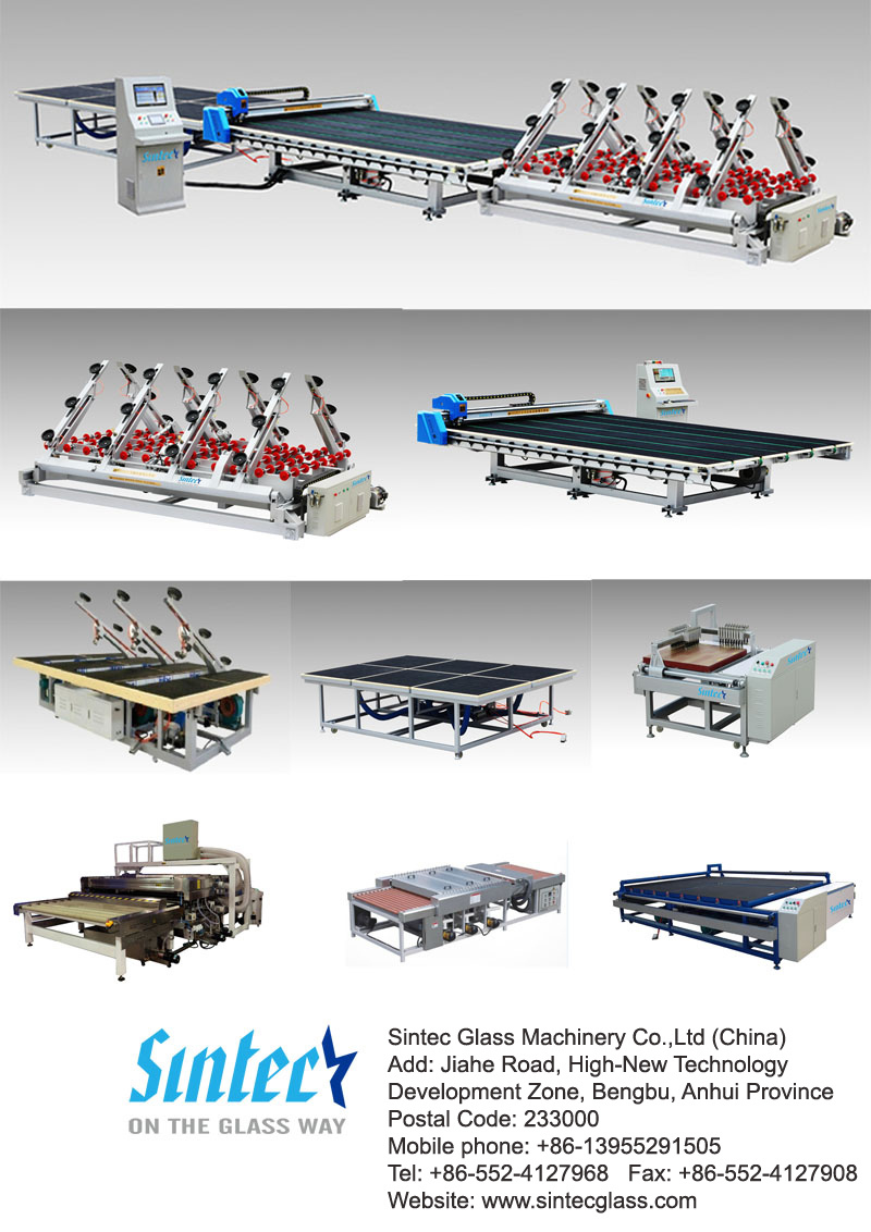 Glass Processing Machine Automatic Glass Loader (SP-6133)