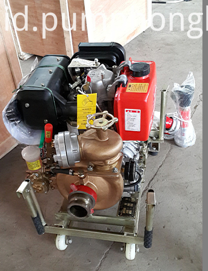 Emergency Fire Pump S