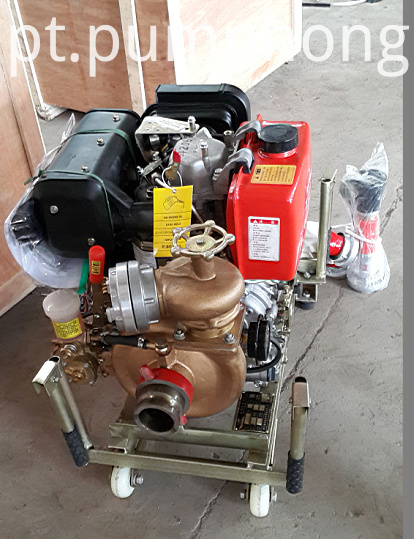 Marine Portable Diesel Water Pump