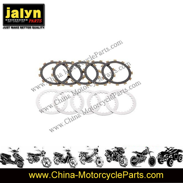 Motorcycle Parts Motorcycle Clutch Disc for Ax-100