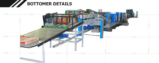 Fully Automatic Cement Kraft Paper Bag Making Machine (ZT9804 & HD4913)