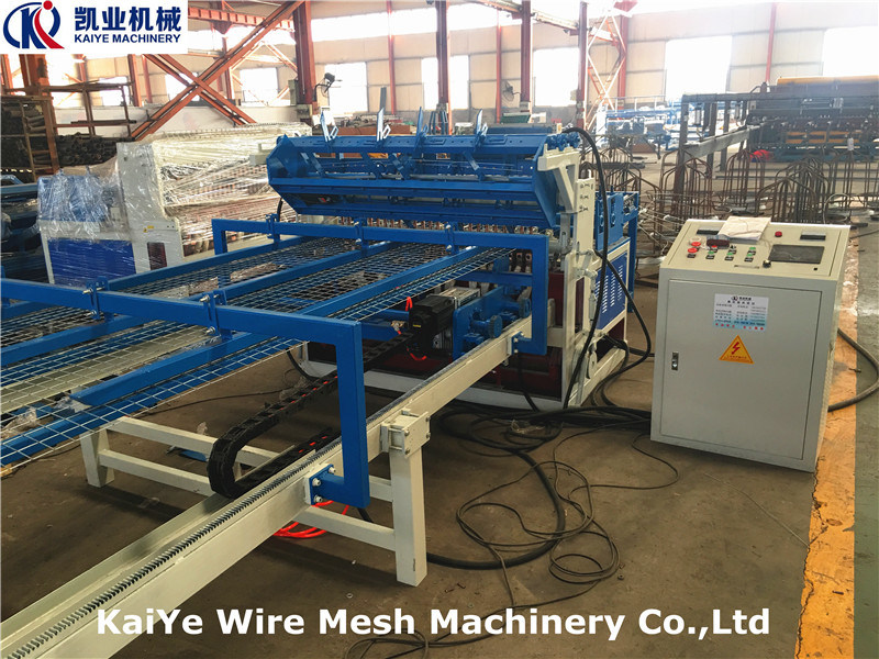 Welded Wire Mesh Machine for Fence Mesh